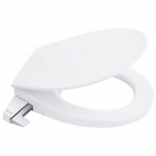 Grohe Bau Ceramic Soft Close Manual Bidet Seat w/ Two Sprays White