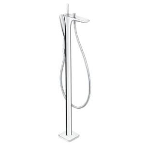Hansgrohe PuraVida Bath Mixer Free Standing Chrome