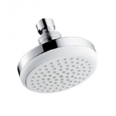 Hansgrohe Shower Head Monsoon Mono Shower Head White/Chrome
