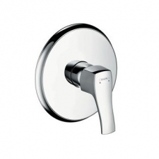 Hansgrohe Metris Classic Shower Mixer Concealed FS Chrome