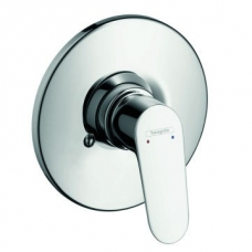Hansgrohe Decor Shower Mixer For Concealed Installation Export  Chrome