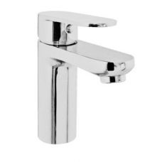 Bordo Round Basin Mixer Chrome