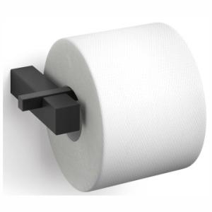 Zack - Carvo - Bathroom Accessories - Toilet Roll Holders - Black