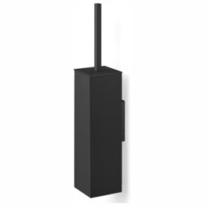 Zack - Carvo - Bathroom Accessories - Toilet Brush Holders - Black