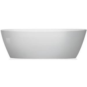 Grassetto Bath Freestanding 1530x860x500mm White