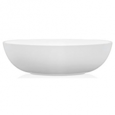 Interno Bath Freestanding Oval 1620x905x475mm White