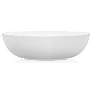 Interno Bath Freestanding Oval 1620x905x475mm White