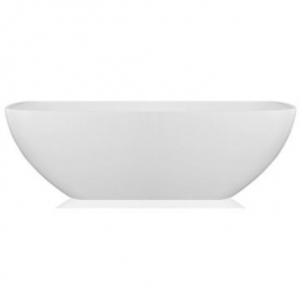 Regalo Bath Freestanding Rectangular 1685x740x460mm White