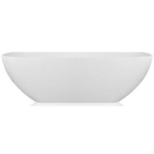 Redere Freestanding Bath 1720x870x510mm White
