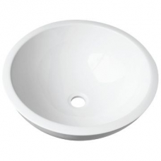 Turno 390 Basin Countertop 380x380x150mm White