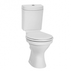 Mila Top Flush Close-Coupled Suite with Seat & Mech XTBBCT08A White