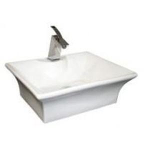 Vista Countertop Basin TR4049 White Didi