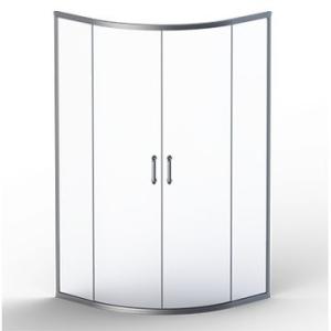 Quarter round shower door 880x880x1800mm Finestra