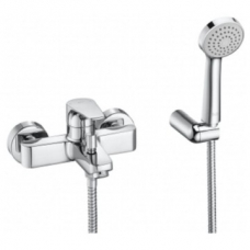 Atlas Bath Mixer w/ Hand Shower Roca