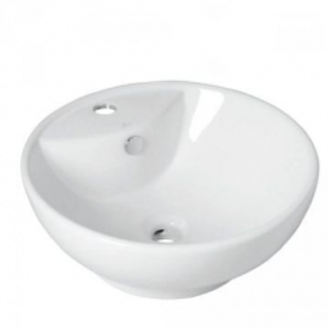 Solo Elba Freestanding Basin 420x420x145mm White