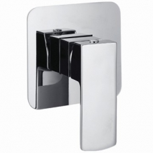 Jasper Bath Or Shower Mixer Undertile Chrome