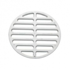Gully PVC Grate Round Only