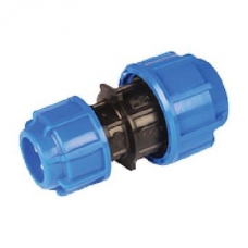 Comp Coupling Red 32 x 25mm