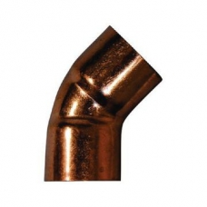 Elbow Capillary 45Deg CxC 15mm