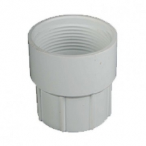 Adaptor PVC 40mm x 1 1/2 Female