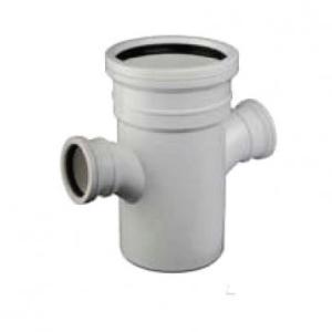 Junction PVC 90Deg PL DBL Reducer 110x50 SV