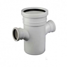 Junction PVC 90Deg PL DBL Reducer 110x50 SV