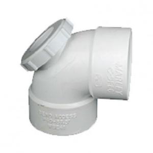Bend PVC 87.5Deg IE 40mm