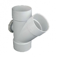 Junction PVC 135Deg IE 50mm SV