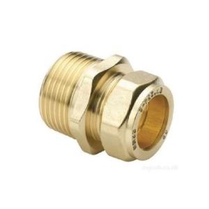 Coupler Compression Str CxMI 15mm