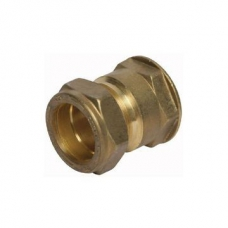 Coupler Compression Str CxFI 15mm