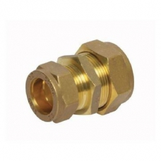 Coupler Compression Red CxC 22mm x 15mm