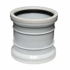 Socket PVC Double 110mm SV