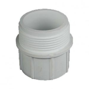 Adaptor PVC 50mm x 1 1/2 Male
