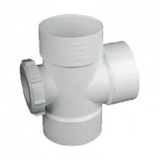 Junction PVC 87.5Deg IE 50mm