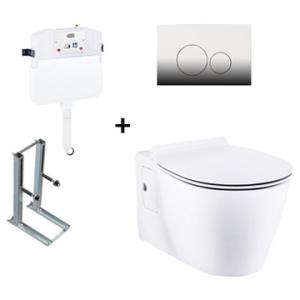 Cobra Arrive Wall-Hung Toilet Combo
