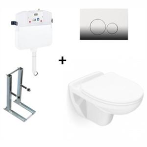 Cobra Shelter Wall-Hung Toilet Combo
