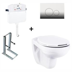 Cobra Welcome Wall-Hung Toilet Combo