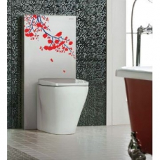 Limited Edition Geberit Monolith Puro Blossom With Geberit iCon Floorstanding Pan & Soft Close Seat