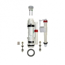 Parker Universal Top Dual Flush CC Kit 2in Outlet