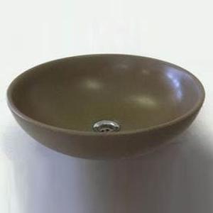 Deco Earth Countertop Basin 410mm Dia