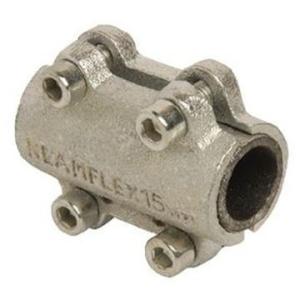 Coupling Klamflex Galv Repair Clamp 15mm