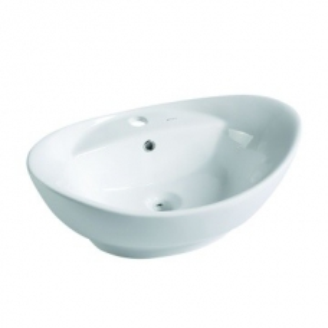 Basin White Keel 590x400x220 iMara