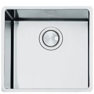 Mira Sink Underslung Single Bowl 540mmx440mmx200mm Stainless Steel