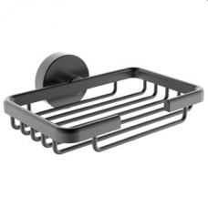 Lava Soap Basket Black