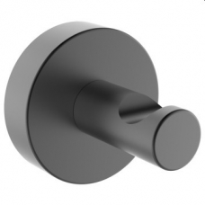Lava Towel Hook Black