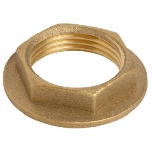 Bath Waste Brass Backnut 40mm