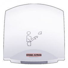 HTE 5 Hot Hand Dryer with Aluminium Casing White