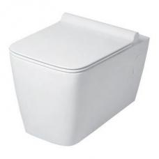 Refine Wall-Hung Toilet w/ Seat White