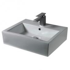 Weaver Countertop Vanity Basin 1TH White