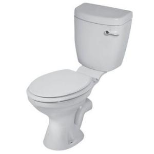 Daisy Elite SCC Close-Coupled Toilet Suite White